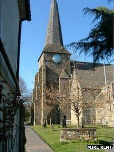 Church of St Peter & St Paul, Wadhurst