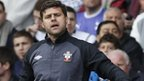 Southampton boss Mauricio Pochettino