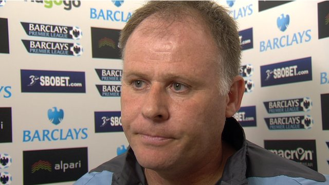 Neil McDonald is looking for a top ten finish for West Ham