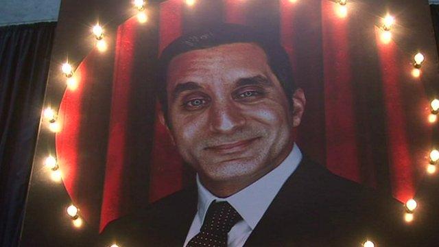 Image of Bassem Youssef