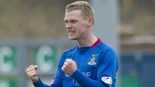 Inverness CT v Motherwell
