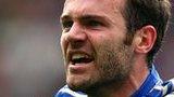 Chelsea playmaker Juan Mata