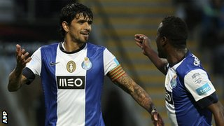 If Porto win the title, it will be their ninth league triumph in 11 seasons