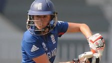 England all-rounder Laura Marsh