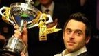 O'Sullivan seals fifth World title
