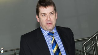 SFL chief executive David Longmuir