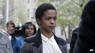 Lauryn Hill jailed for tax evasion
