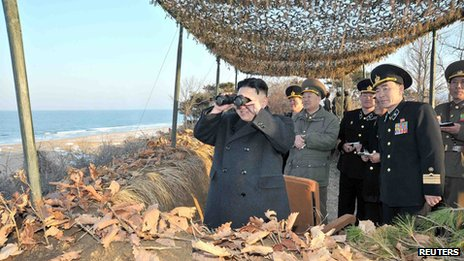 N Korea 'fires short-range missiles'...