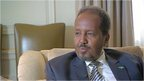 Somalia&#039;s President Hassan Sheikh Mohamud