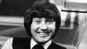 Jimmy Tarbuck, pictured in 1972
