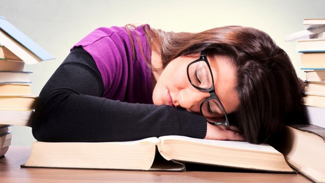 The world's most sleep-starved students
