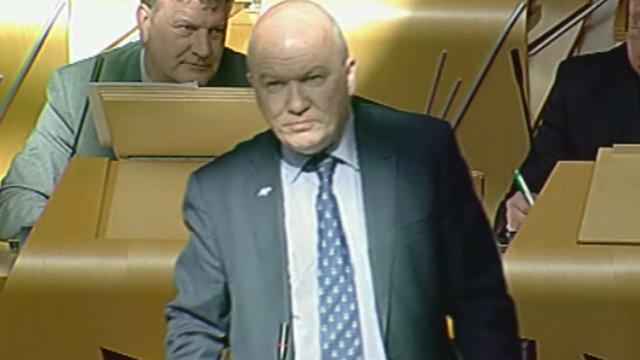 SNP MSP Gordon MacDonald