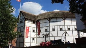 Shakespeare&#039;s Globe, Bankside