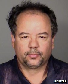 Ariel Castro is shown in Cleveland, Ohio in this 7 May 2013 booking photo 