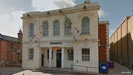 Elements nightclub, Bedford