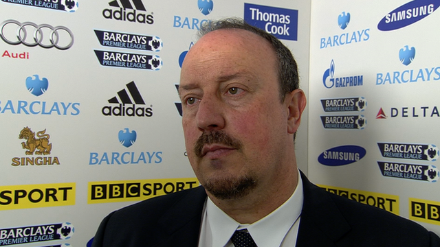 Chelsea were 'too open' - Benitez