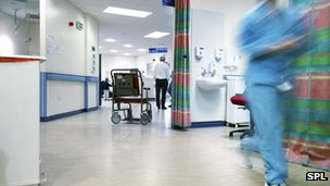 A&E units on cliff edge, say NHS leaders