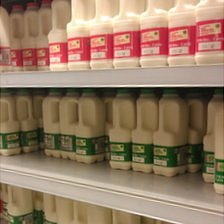 UK milk being sold in Guernsey shops