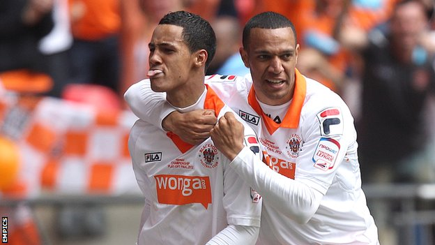 Thomas Ince and Matt Phillips