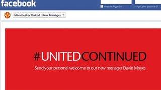 Man Utd Facebook