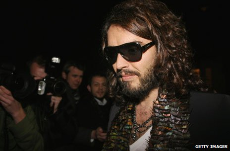 Russell Brand resigns from the BBC, 2008