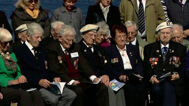 World War II's Russian Arctic Convoy veterans