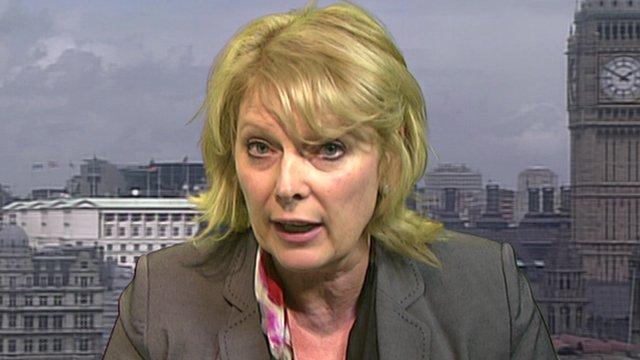 Health Minister Anna Soubry