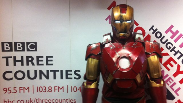 Iron Man suit