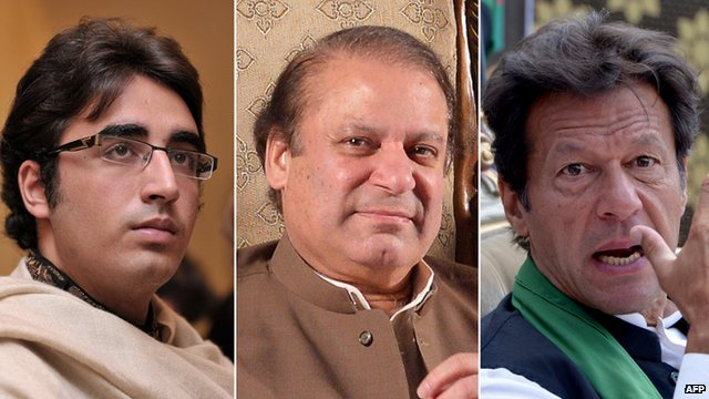 Pakistan goes to polls in landmark election