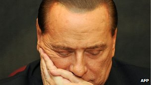 Silvio Berlusconi (28 February 2011)