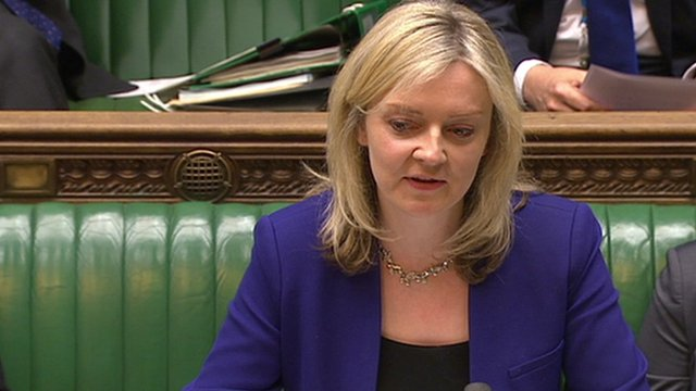 Education minister Elizabeth Truss