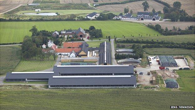 Christensen farm