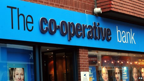 The Co-op bank