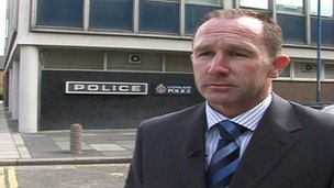 Chief Inspector Anthony Riordan