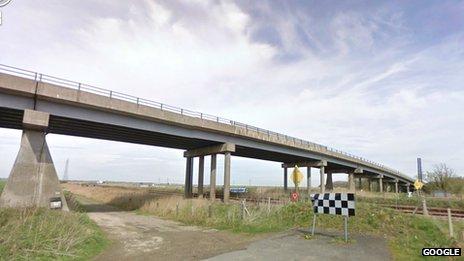 Haddiscoe Bridge, Norfolk