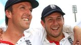 Graeme Swann and Tim Bresnan