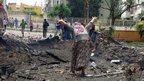 Deadly blasts hit Turkey border town