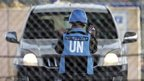 Filipino UN peacekeepers released