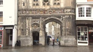 Christchurch Gate