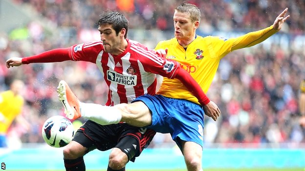 Danny Graham and Steven Davis