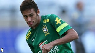 Brazilian Neymar