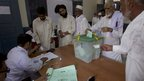Voters in Islamabad (May 11 2013)