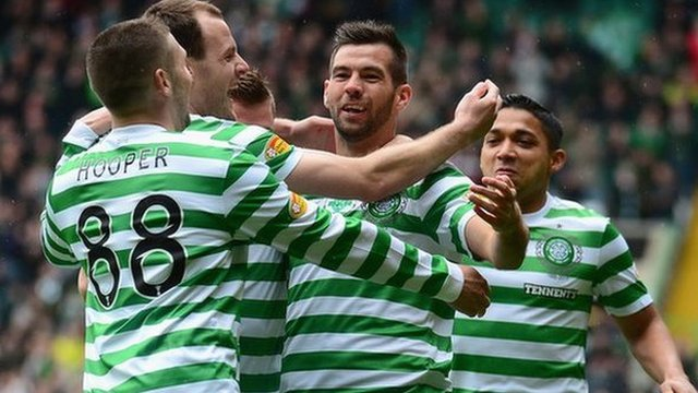 Highlights - Celtic 4-0 St Johnstone