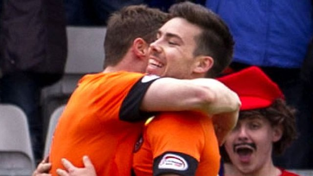 Highlights - Inverness CT 1-2 Dundee United