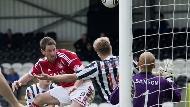 Highlights - St Mirren 0-0 Aberdeen