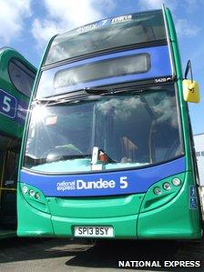 Hybrid-electric double-decker bus