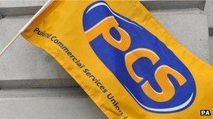 PCS flag