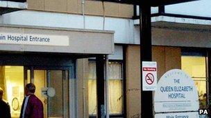 Queen Elizabeth Hospital, King's Lynn
