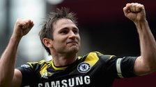 Chelsea's Frank Lampard