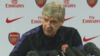 We want to 'finish the job' - Wenger